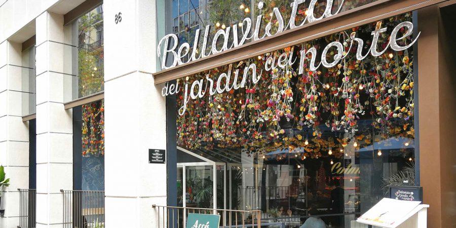 Lounas leo messin ravintolassa bellavista del jard n del for Bellavista jardin del norte